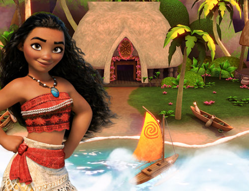 Moana has arrived in Disney Story Realms