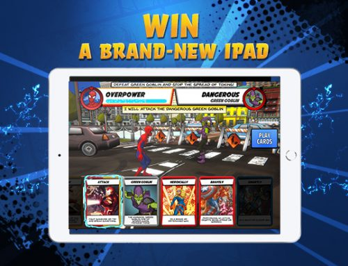 Marvel Hero Tales: iPad Giveaway Terms & Conditions