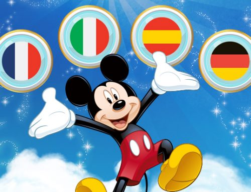 Disney Story Realms now available in French, Italian, German and Spanish!