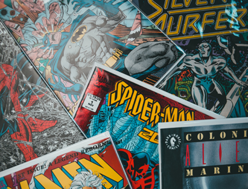 Lesson Plan: Using Marvel Hero Tales in the Classroom
